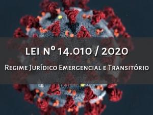 Comentários à Lei da Pandemia (Lei nº 14.010/2020)